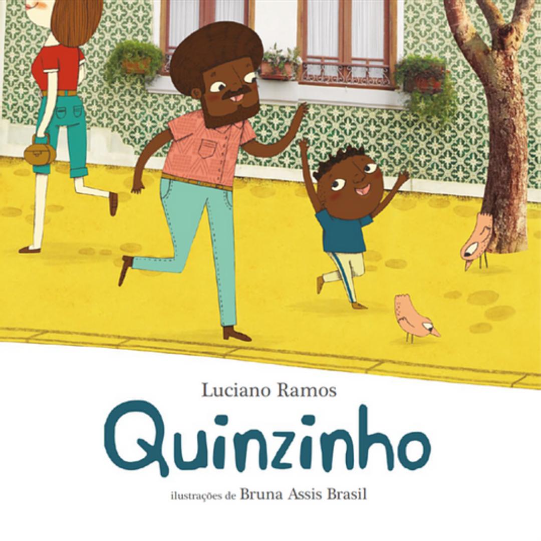 Quinzinho - Luciano Ramos - Minha Pequena Feminista